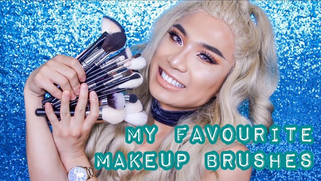 My Favourite Makeup Brushes ▷ Marc Zapanta