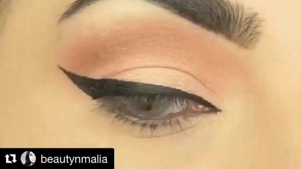 Beginner Eye Makeup Tutorial Compilation ♡ Warm Smokey Eye Makeup Tutorial #13