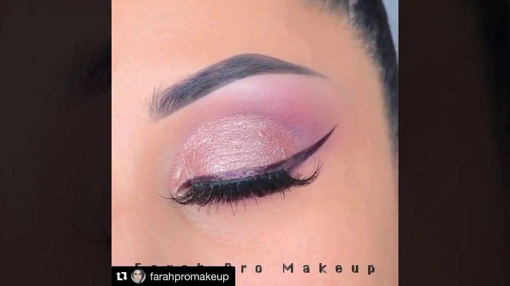 Beginner Eye Makeup Tutorial Compilation ♡ Warm Smokey Eye Makeup Tutorial #14
