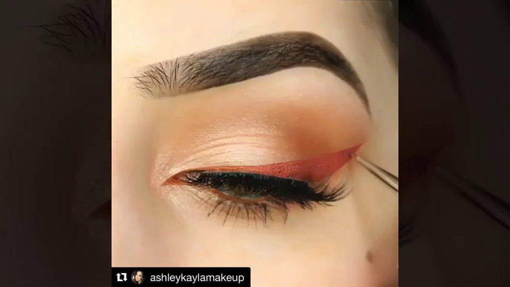 Beginner Eye Makeup Tutorial Compilation ♡ Warm Smokey Eye Makeup Tutorial #10