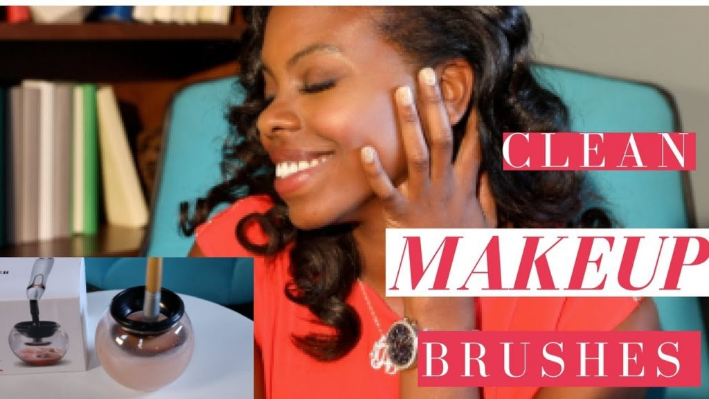 Clean Your Makeup Brushes in 30 Secs!- Welltop Beauty