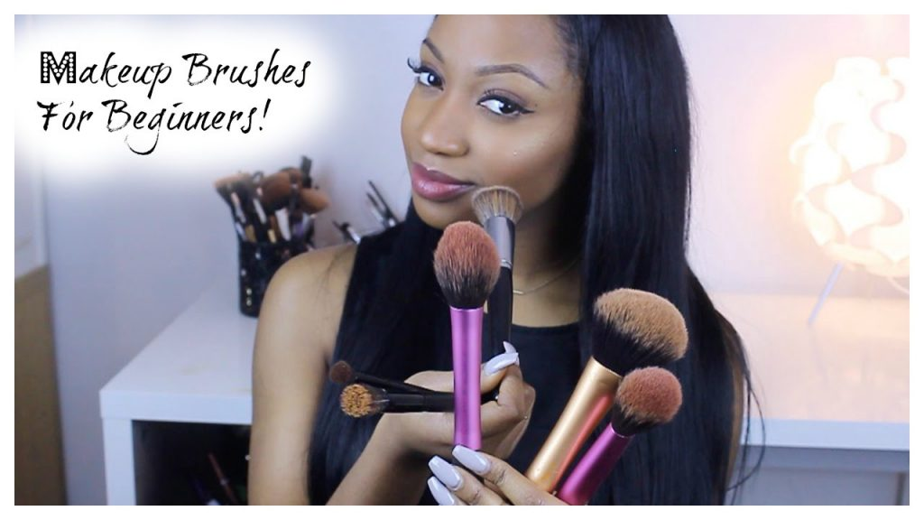 Basic Makeup Brushes For Beginners.
