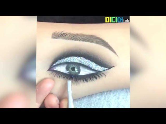 보면볼수록 기분좋은 아이메이크업 영상모음#17 , Beauty Eye makeup tutorial compilation#17