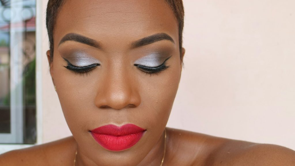 Classic Red Lip Makeup || DOSE OF COLORS – KISS OF FIRE || MAKEUP BY SHARZ