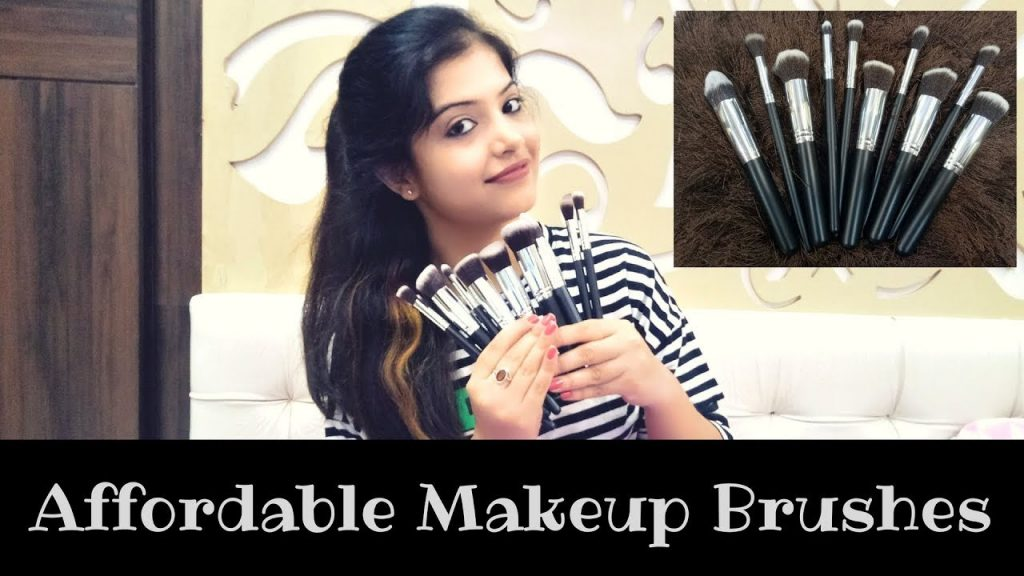 Affordable Makeup Brushes in India | Beginners Makeup Brush Guide
