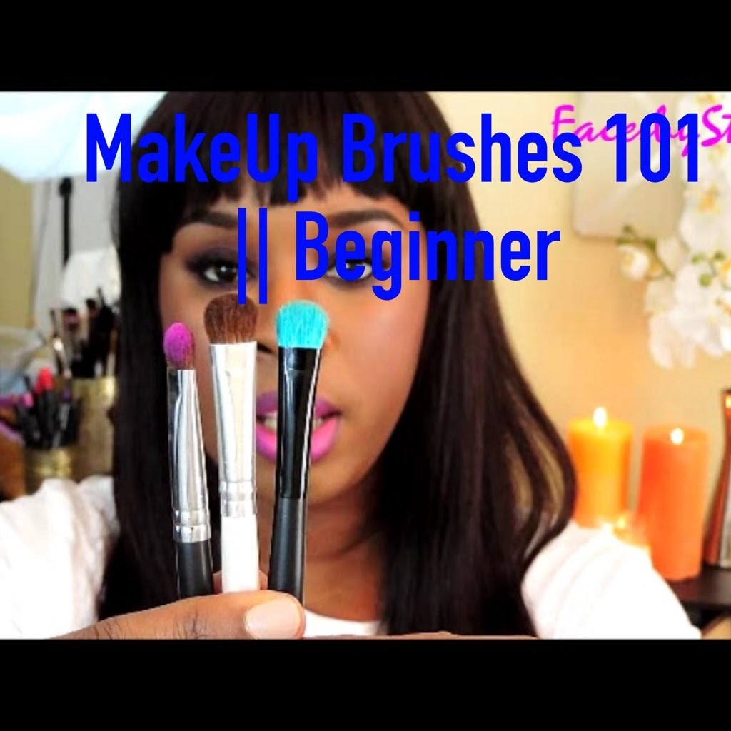 Makeup Brushes 101| Beginner