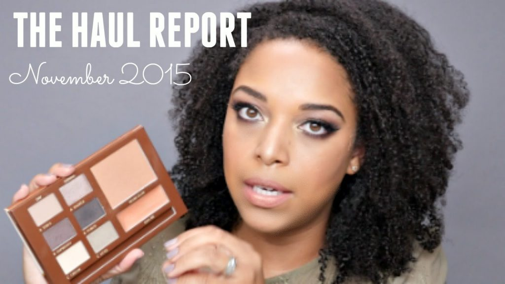 THE HAUL REPORT REVIEWS #1 | NYX Makeup Brushes & MOTIVES Cosmetics