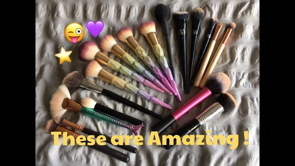 The BEST Make Up Brushes on AliExpress