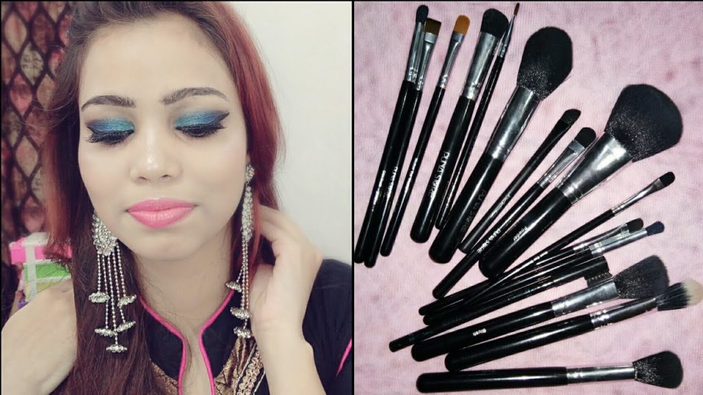 Most affordable makeup brushes in India || Indian Beauty