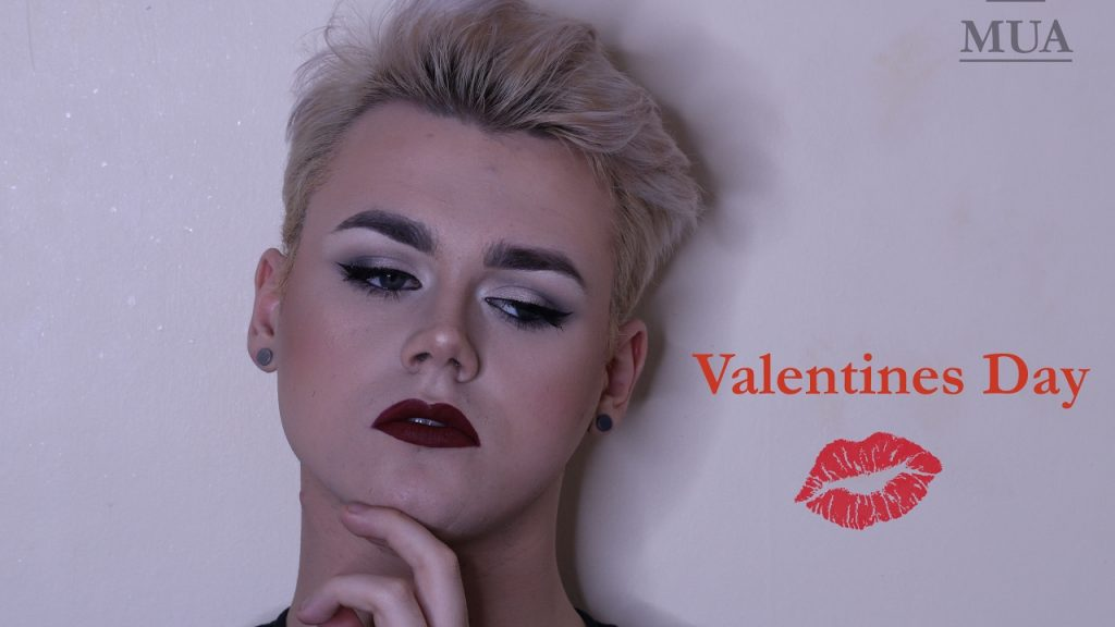 CLASSIC VALENTINE'S DAY RED LIP MAKEUP TUTORIAL | SHANE JAMES