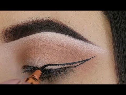 Glamorous Fall – Winter Eye Makeup In The Making