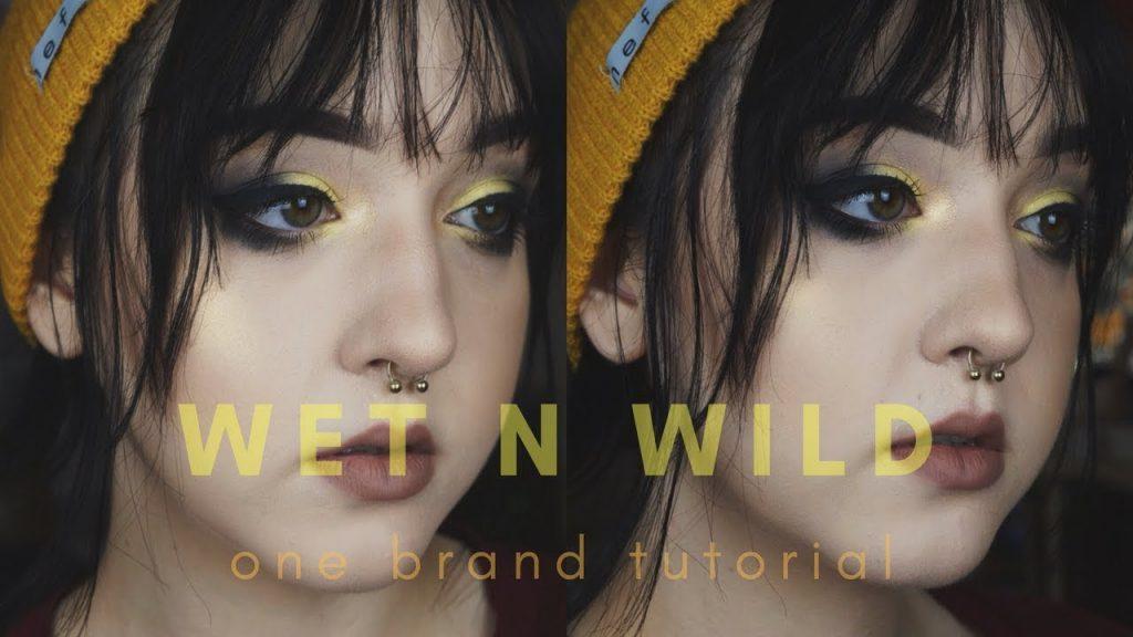 WET N WILD FULL FACE MAKEUP TUTORIAL | Brenna Neal