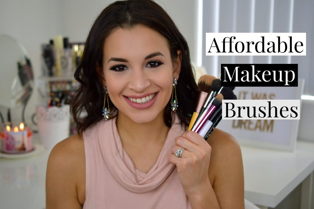 Top Ten Affordable Makeup Brushes Under $10 | Morphe, Real Techniques, ELF and More!