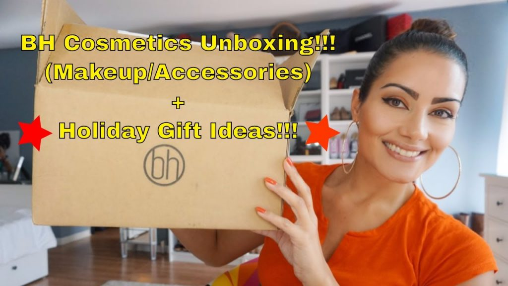 BH Cosmetics Unboxing!  Makeup/Accessories + Great Holiday Gift Ideas!