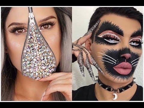 Halloween Makeup Tutorial Compilation 2016 TOP 10, Top 20 Halloween Makeup (Creative Ideas)