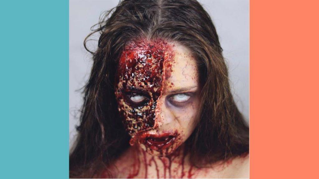 Top 10 Halloween 👻 Makeup – DIY Halloween Face Makeup, You Need Try For Halloween