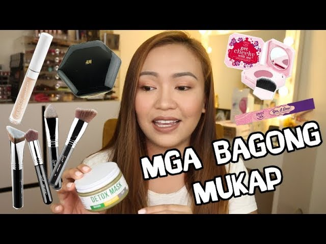 TRY NATIN:  H&M Makeup, Happy Skin, Colourpop at SIGMA 3D/4D Brushes?!