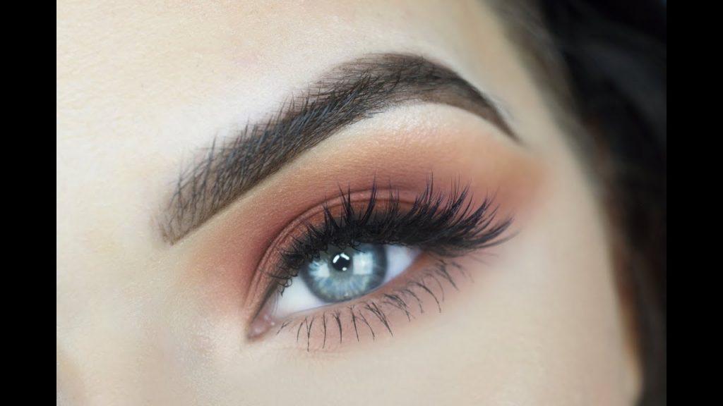 MORPHE 35O2 Eye Makeup Tutorial | Warm Smokey Eye
