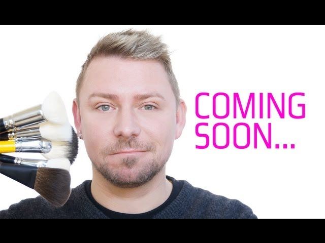 MY MAKEUP BRUSHES – COMING SOON!