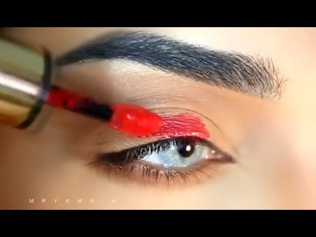 HOW TO – Create New Years Eye Makeup