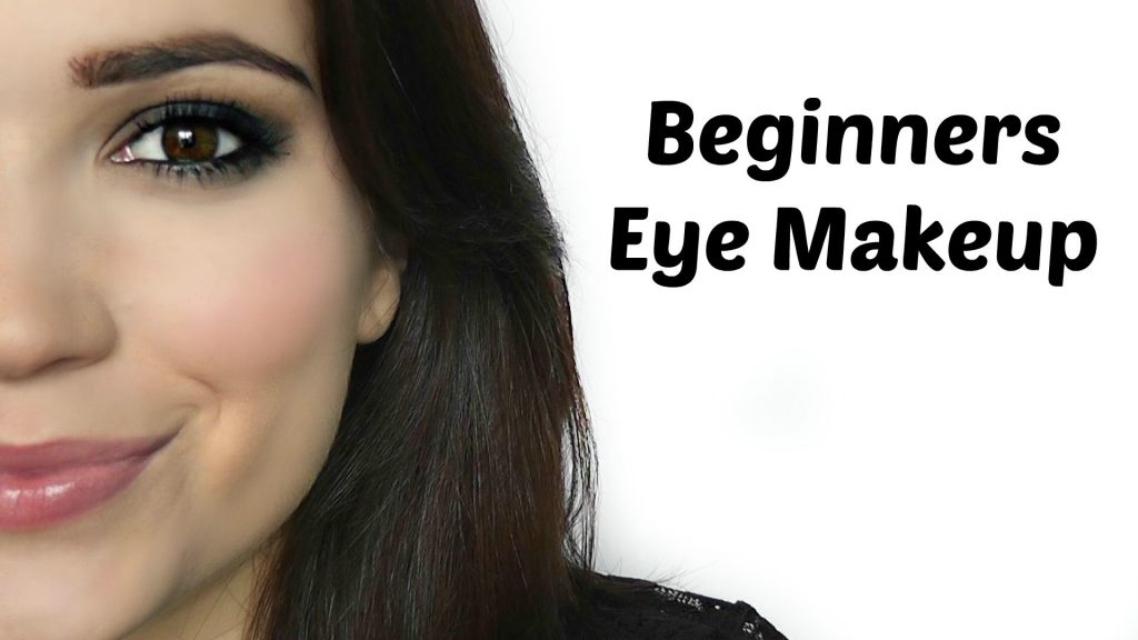Beginners Eye Makeup