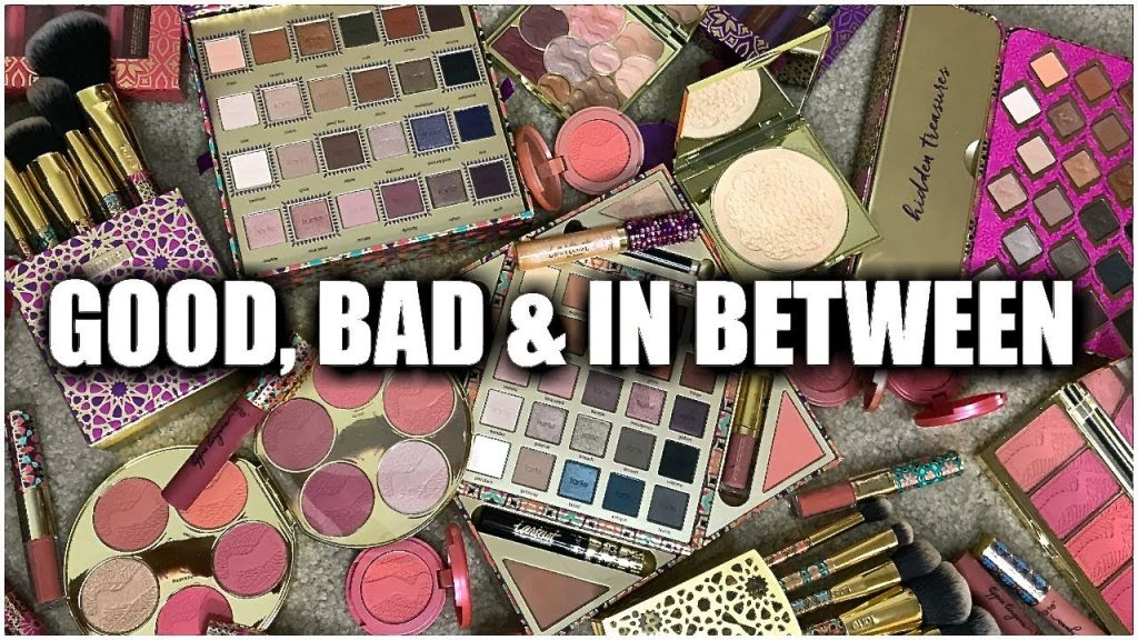 TARTE HOLIDAY 2017 | Good, Bad & In Between