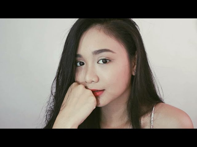 PARA SA MGA NAGBABALAK SUMUKO | Full Face First Impression Makeup! +Words of Wisdom (Inspirational)