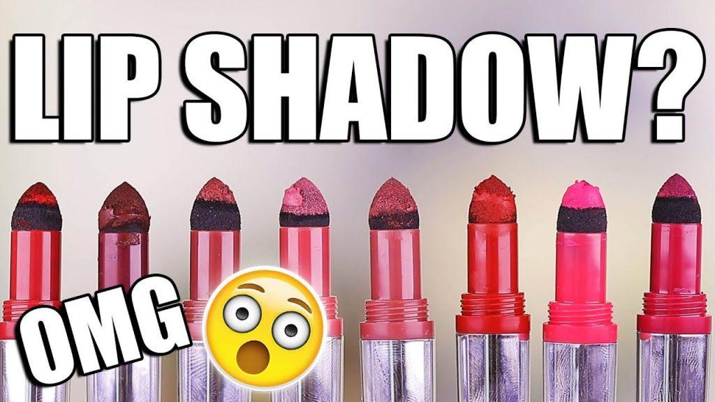 LIP SHADOWS?? … OMG!!!!