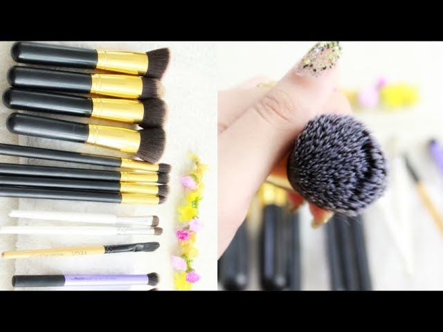 HOW TO CLEAN MAKEUP BRUSHES | How To Clean Makeup Brushes At Home | InsideBeautyNo1