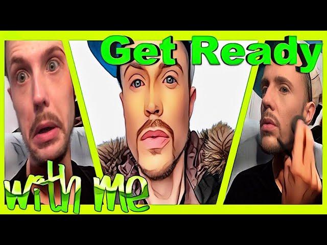 Mens FULL FACE makeup tutorial  // Fenty Beauty, Kat Von D, iT Cosmetics, Kevyn Aucoin & more