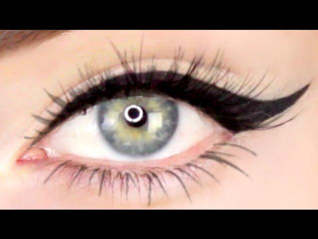 10 Tricks for Perfect Winged Eyeliner | STEPHANIE LANGE
