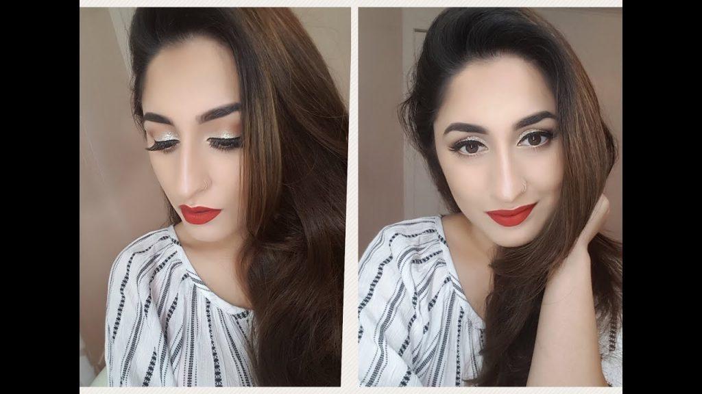 Classic Red Lip Makeup Tutorial | MahamAli