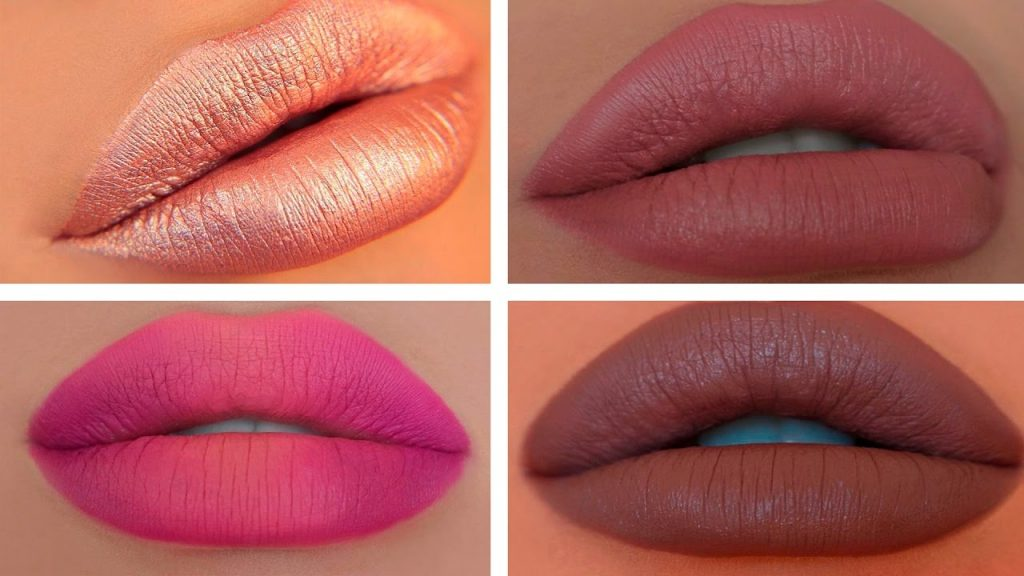 Amadea dashurie: Most Beautiful Lipstick Tutorial ● Truly Amazing Lips Makeup
