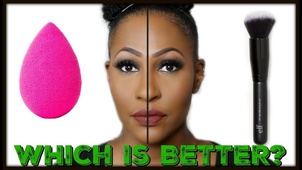 Makeup Brush Or Beauty Blender?  Which Is Better? + Tips & Tricks