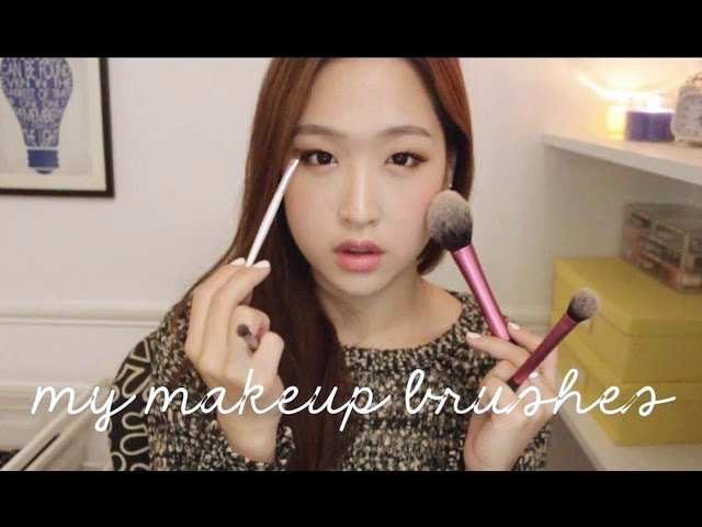 My Makeup Brushes | 메이크업 브러쉬 소개