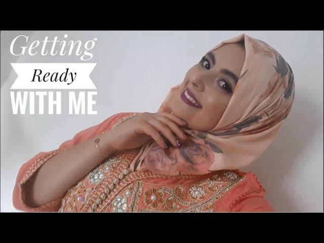 [GRWM N°01]: mariage oriantale (Makeup Revolution, mon store fashion accessories, Nail art …)