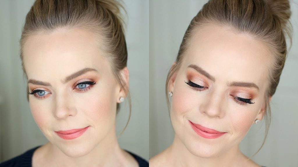Fall Halo Eye Makeup | Missy Sue