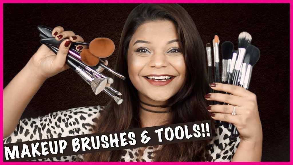Guide to Makeup Brushes & Tools || For Beginners & Pros || Miss Pink Shoes