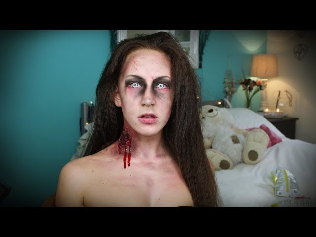 Zombie Makeup Tutorial | Halloween Series!