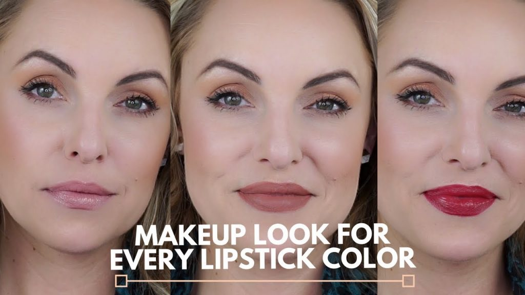 One Simple & Stunning Makeup Look that goes w/ Every Lip Color || – Elle Leary Artistry