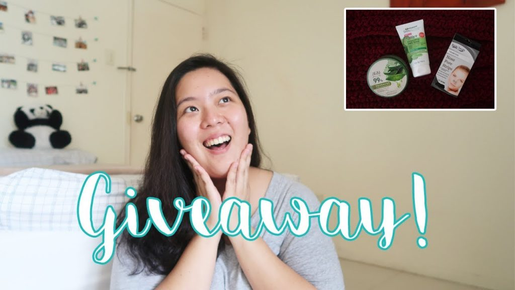 (OPEN) 10k VIEWS GIVEAWAY  + NOVEMBER FAVORITES (Skincare, Makeup, Travel Accessories) | Philippines