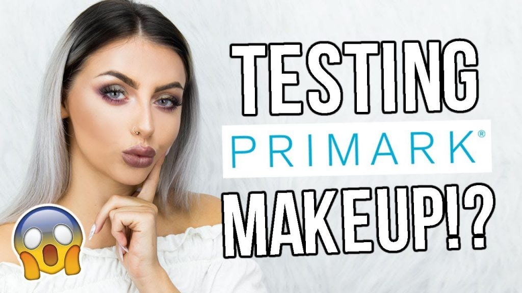 TESTING PRIMARK MAKEUP (AND SKINCARE!)!? / FULL FACE OF FIRST IMPRESSIONS