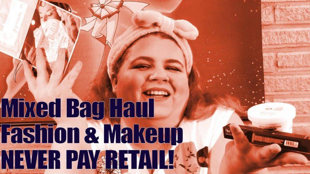 Marshalls Haul | Marshalls Clothing Haul | Marshalls Finds 2017 | Marshalls Makeup Haul | MIXED BAG