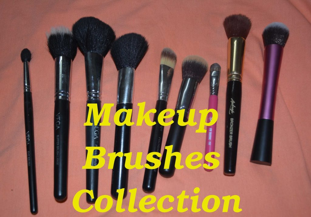 Makeup Brushes Collection