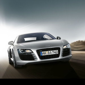 Audi-r8-front