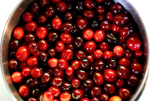 Schmama's Cranberries by Humuhumu