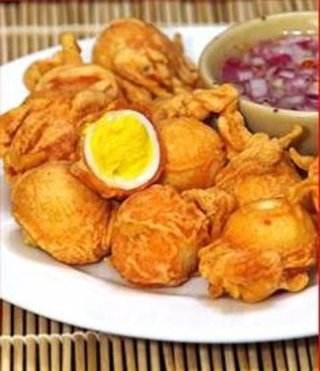 Egg Pakora by sandhirarecipes