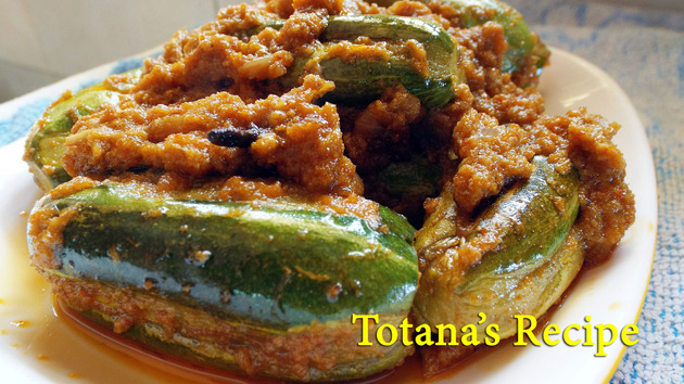 Doi Potol/ Dahi Parwal Bengali Vegetarian Recipe_ Totana's Recipe by totana