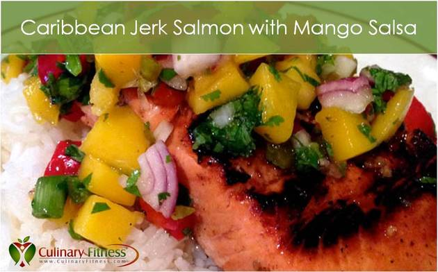 ... www.culinaryfitness.com/caribbean-jerk-salmon-with-mango-salsa-recipe