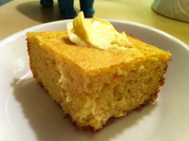 Buttermilk Cornbread by belinda